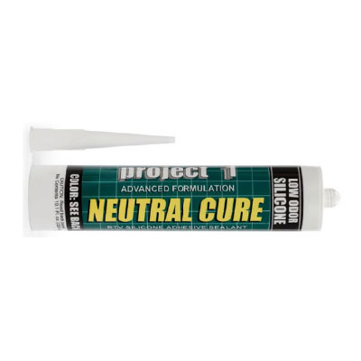 Forma Steel Accessories: Neutral Cure Adhesive Sealant