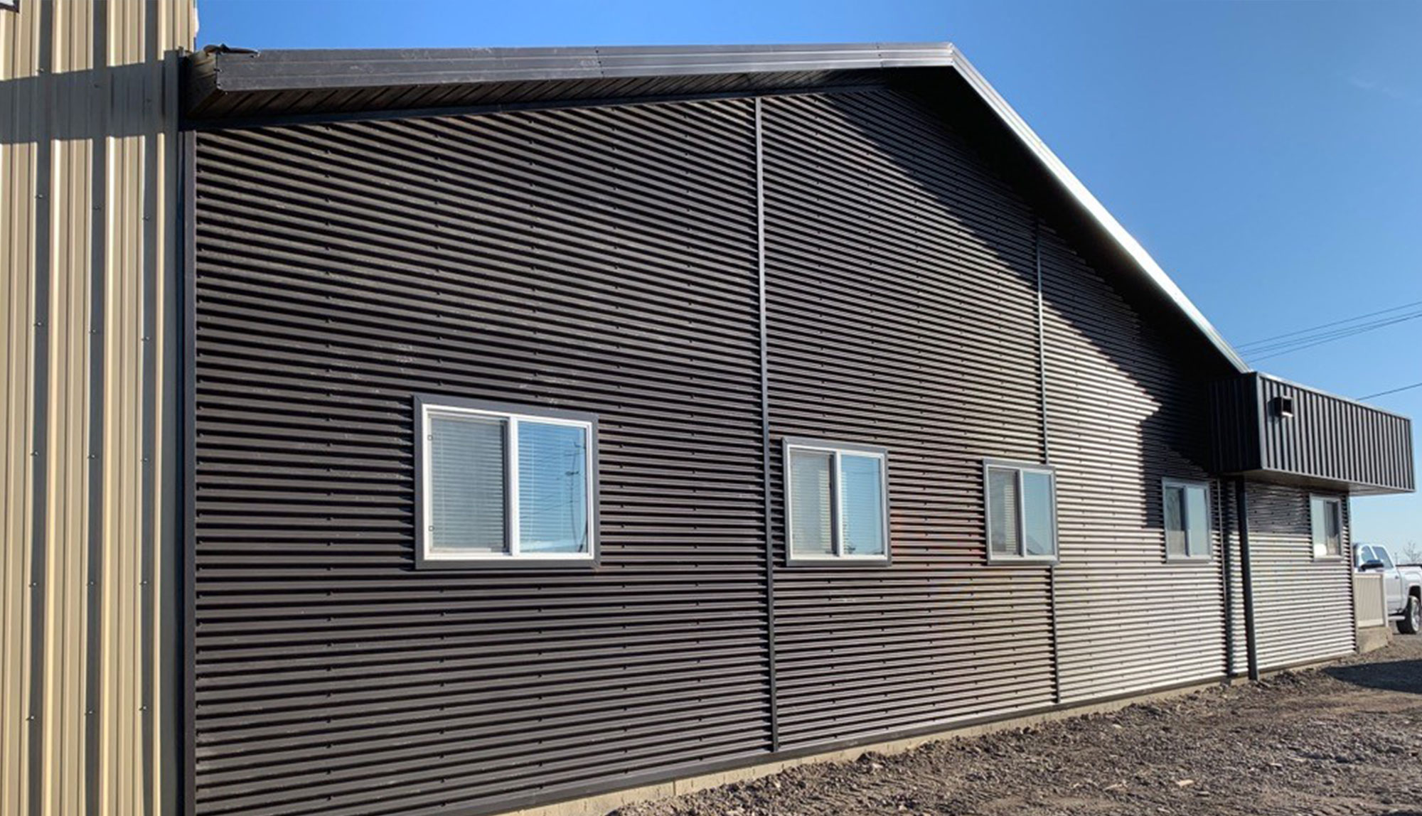 7 8 Corrugated Forma Steel Metal Siding And Roofing