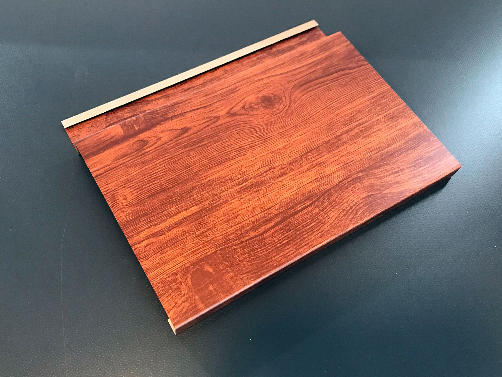 "8-1/2"" Forma Plank in Heritage Woodgrain"