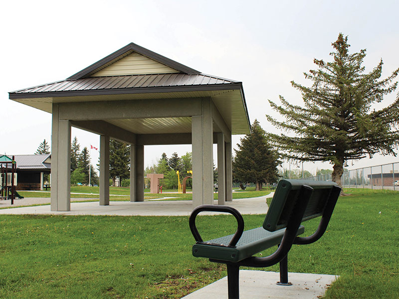 Community Involvement: Forma Steel  - Fort Museum Donation, Fort Macleod