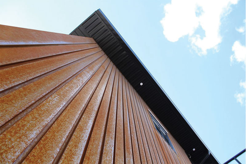 Specialty Metal - Weathering Steel | Forma Steel